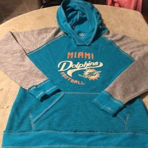 Miami dolphin hoodie